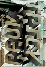 Original vintage poster SPACE CONCEPTIONS TYPOGRAPHY 2005