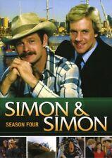 Simon & Simon: Season Four [New DVD] Full Frame, Slim Pack, Slipsleeve Packagi