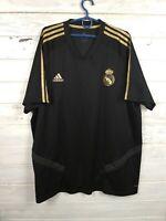 Real Madrid Jersey Training XXL Shirt Adidas Football Soccer DX7848