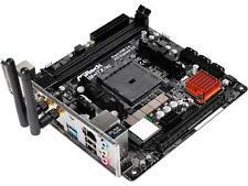ASRock A88M-ITX/ac R2.0 FM2+ / FM2 AMD A88X (Bolton D4) SATA 6Gb/s USB 3.0 HDMI