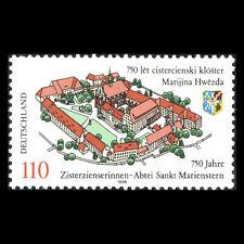Germany 1998 - Saint Marienstern Convent Architecture - Sc 1999 MNH
