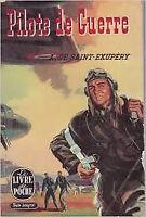 Pilote de guerre [Poche] by DE SAINT-EXUPERY, Antoine