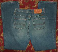Womens Lucky Brand Jeans size 0/25 Easy Rider Boot actual 27 x 31 Buttonfly NWOT