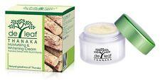 De Leaf Tanaka Thanaka Best Moisturizer Whitening skin care Cream products 45ml.