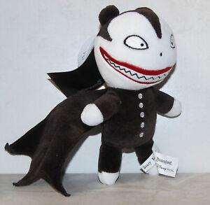 "Disney Bean Bag Plush Scary Teddy, Nightmare Before Christmas, NWT  , 7"""