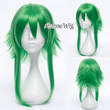 Green Short 30CM Anime For VOCALOID Gumi Women Party Cosplay Fancy Wig