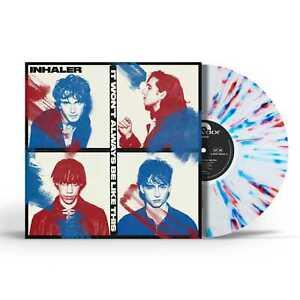 Inhaler - It Won't Always Be Like This SPLATTER VINYL LP 2021 Sealed