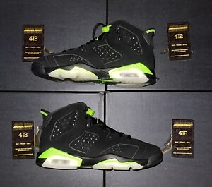 """Nike Air Jordan 6 Retro GS """"Electric Green"""" CT8529-003 Size 6.5Y DS *Fast Ship*"""