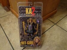 "2013 NECA--KICK ASS 2 MOVIE--6"" HIT GIRL FIGURE (NEW) VARIANT"