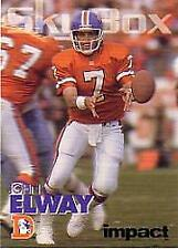 1993 Skybox Impact Colors FB Card #s 1-200 (A4530) - You Pick - 10+ FREE SHIP
