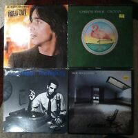 YACHT ROCK 4 vinyl LP lot - Jackson Browne - Christopher Cross - Donald Fagen