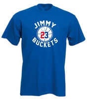 "Jimmy Butler Philadelphia  ""Buckets Logo"" T-Shirt"