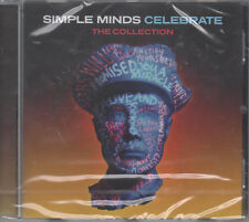 Simple Minds Celebrate The Collection CD NEU Chelsea Girl I Travel Love Song