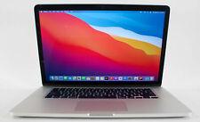 """New listing 15"""" Apple MacBook Pro 2015 Retina 2.5GHz i7 16GB 256GB SSD NEW BATTERY + WNTY!"""