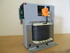 Transformator Block  Typ EI 150N/49/B2   505090 pri 400 sec 24 V 15 A DC T9/63