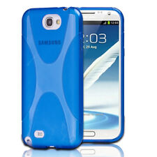 X Shape TPU Gel Hard Case Cover Compatible With Samsung Galaxy Note 2 II N7100