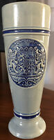 BAYERN Crest Coat Of Arms Stoneware Pilsner Beer Stein Mug .5L Bavaria Germany