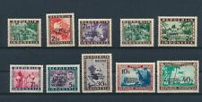 LL86153 Indonesia overprint mixed thematics fine lot MNH