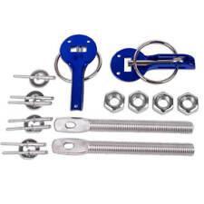Aluminium Haubenhalter Blau, Hauben-Verschluss- Schnellverschluss, Bonnet pin