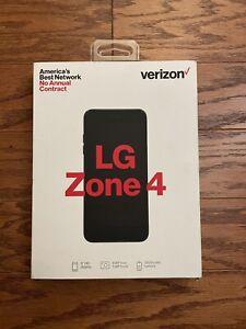 Verizon LG ZONE 4 Prepaid Moroccan Blue 16GB Smartphone NEW - SAME DAY SHIP
