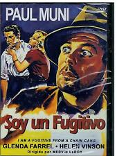 Soy un fugitivo (I Am a Fugitive From a Chain Gang) (DVD Nuevo)