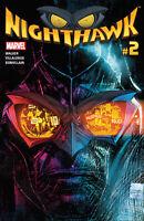 Nighthawk #1 Marvel comics 2016 Cover A 1ST PRINT WALKER