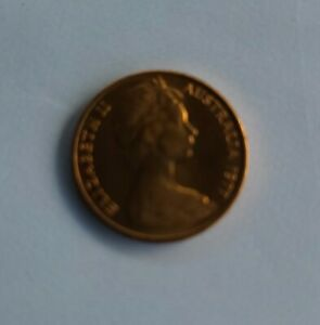1977   ONE CENT COIN - UNCIRCULATED CONDITION  -  EX  MINT ROLL