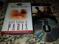 New Mgm Ua Studios Last Tango In Paris Product Type Dvd Drama Motion Picture Vid