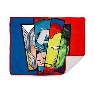 Tovaglietta pranzo Marvel Avengers asciugamano bambini per asilo e scuola 2651
