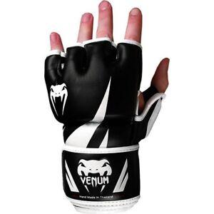 Venum Challenger MMA Fight Gloves Black