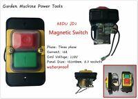 Für Gardening Tool KEDU JD2 Magnetschalter Waterproof Electric Pushbutton Switch