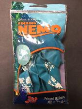 Disney Finding Nemo Party 10x Nemo Dory Printed Balloons Helium Birthday Decorat