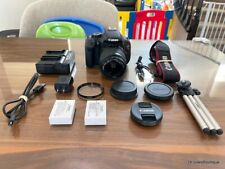 Canon Rebel T3i Kit w/ EF 18-55mm f/3.5-5.6 IS II Lens w/ Extras ~MINT MINT MINT