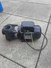 Pre-owned Hot Tub Water Pump, With Wet End,