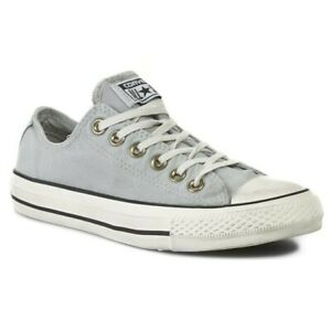 Converse CT OX Chuck Taylor # 142229F Oyster Gray