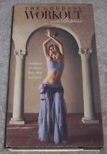 The Goddess Workout with Dolphina VHS Video Bellydance