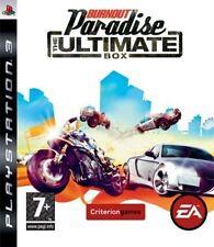 Burnout Paradise: The Ultimate Box (PS3, 2009)