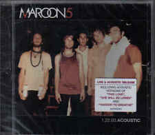 Maroon 5-12203 Accoustic cd Album sealed