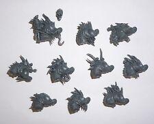 Age of Sigmar Crypt Ghouls Torsos x 10 – G473