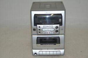 Aiwa LCX-155EZ Compact Disc System Anlage 155 EZ Cassette Tape Deck Radio CD