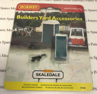 Hornby R8686 Skaledale Builders Yard Accessories OO Gauge