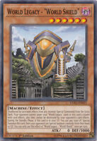 "3x World Legacy - ""World Shield"" - EXFO-EN021 - Common - 1st Edition EXFO - Extr"