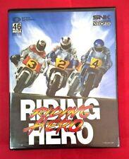 Riding Hero - NEO GEO - AES - SNK - NUEVO