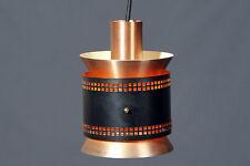 Lampe suspension vintage retro style Carl Thore fog et morup 60's