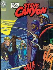 STEVE CANYON #4 by Milton Caniff (1983) Kitchen Sink Comics magazine FINE