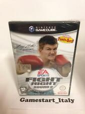 FIGHT NIGHT ROUND 2 NINTENDO GAMECUBE - NUOVO SIGILLATO NEW SEALED PAL GAME CUBE