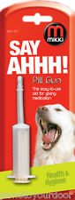 Mikki dog cat pet pill gun tablet capsule administration aid small animal