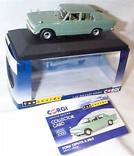 VANGUARDS FORD ZEPHYR 6 MK3 Spruce Green VA04607 New ltd ed