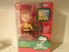 CHARLIE BROWN PEANUTS CHRISTMAS TABLE DECORATION***2011**NEW**