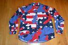"""Polo Ralph Lauren """"Americana Camo"""" Button-Up Oxford Shirt Men's Size: Medium NWT"""